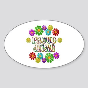 Proud Mimi Sticker (Oval)