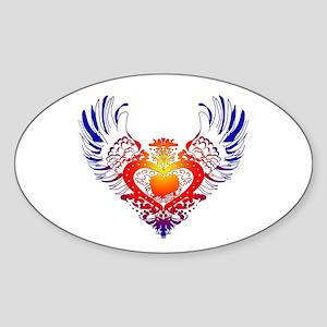 Pekingese Sticker (Oval)