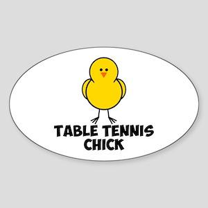 temp Sticker (Oval)