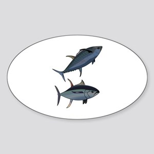 TUNA FISH Sticker