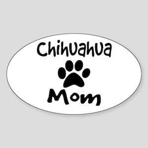 Chihuahua Mom Sticker