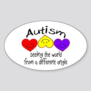 Autism, Seeing The World From A Different Angle St