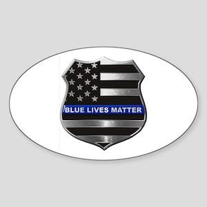 Blue Lives Matter Sticker