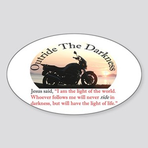 Outride The Darkness Sticker