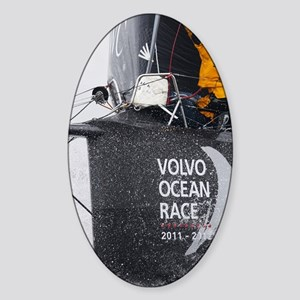Volvo Ocean Race Sticker (Oval)