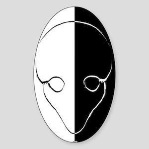 Logo Sticker (Oval)