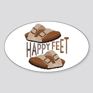 Happy Feet Sticker