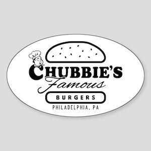 Chubbie's Famous Boy Meets World Sticker