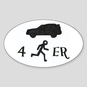 4Runner Sticker