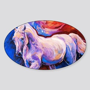 Horse Painting Sticker