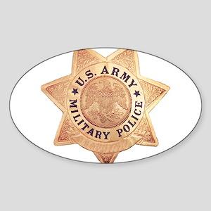 U.S. Army ® Military Police Sticker