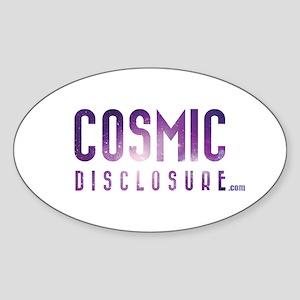 CosmicDisclosure.com Sticker