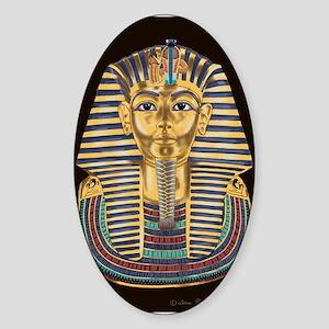Tutankhamon's Mask Sticker