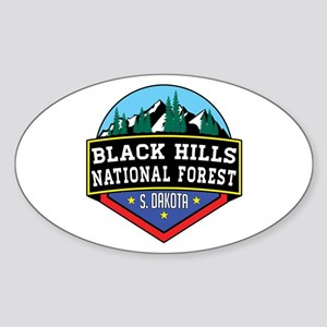 Black Hills National Forest South Dakota Sticker
