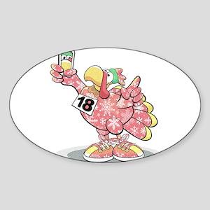 Turkey Day 2018 Thanksgiving Sweatshirt - Sticker