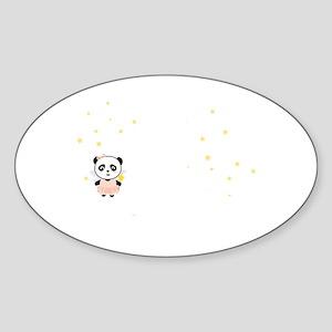Cutest Kids Panda born in February Sticker