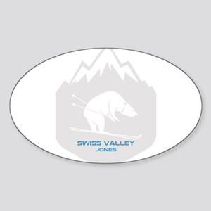 Swiss Valley Ski and Snowboard Area - Jo Sticker
