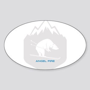 Angel Fire Resort - Angel Fire - New Mex Sticker
