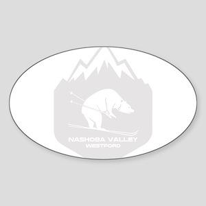 Nashoba Valley Ski Area - Westford - Mas Sticker