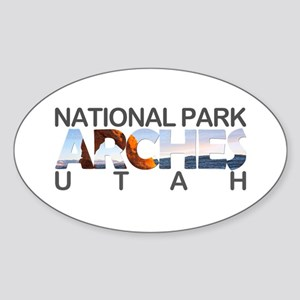 Arches - Utah Sticker