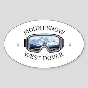 Mount Snow - West Dover - Vermont Sticker