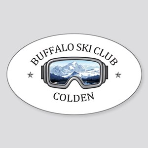 Buffalo Ski Club - Colden - New York Sticker
