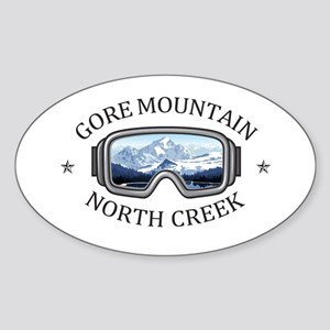 Gore Mountain - North Creek - New York Sticker