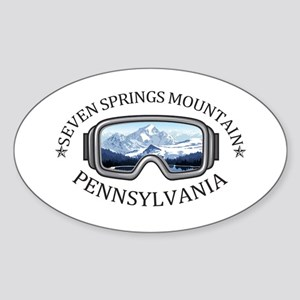 Seven Springs Mountain Resort - Seven Sp Sticker