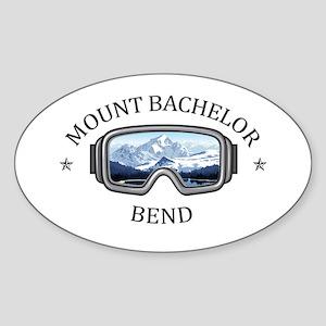 Mount Bachelor - Bend - Oregon Sticker