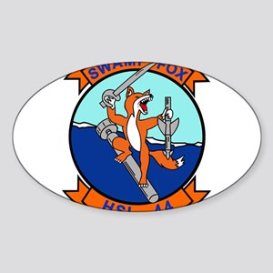 Hsl-44 Swamp Fox Sticker