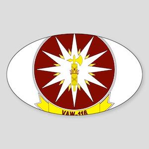 vaw-116 Sticker