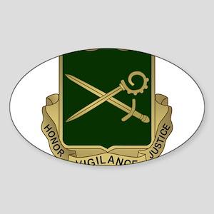 385th MP Battalion Cre Sticker