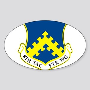 8th Tactical Fighter Wing Sticker