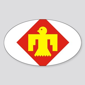 45th Infantry Division Sticker
