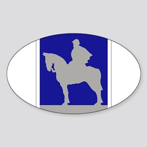 116th Infantry Brigade Combat Team Sticker