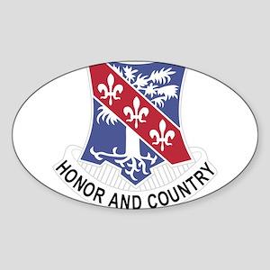 327th Glider Infantry Regiment Crest Sticker