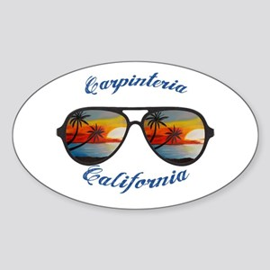 California - Carpinteria Sticker
