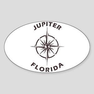 Florida - Jupiter Sticker
