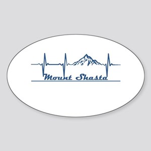 Mount Shasta Ski Park - Mount Shasta - C Sticker