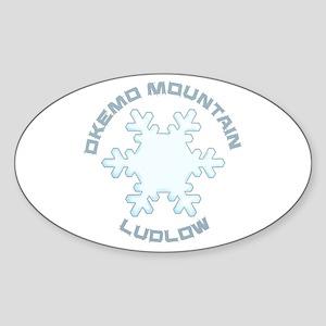 Okemo Mountain - Ludlow - Vermont Sticker