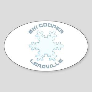 Ski Cooper - Leadville - Colorado Sticker