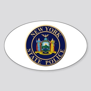 Police for the state of New York Sticker