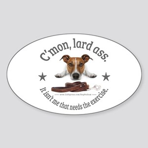 C'mon, lard ass design. Sticker