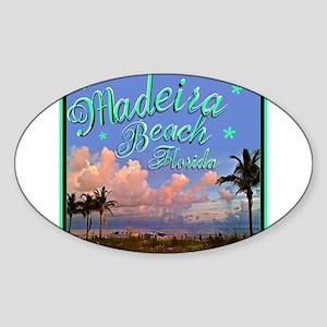 Madeira Beach Sticker