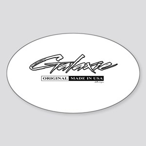 Galaxie Sticker (Oval)