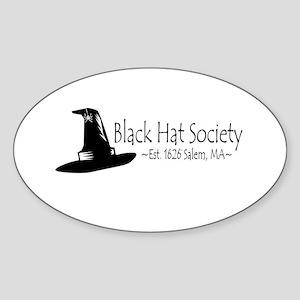 Black Hat Society Sticker