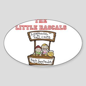 The Little Rascals Sticker