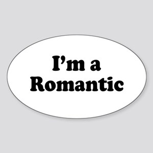 Im a Romantic: Sticker