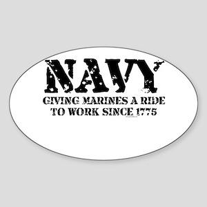NAVY Sticker