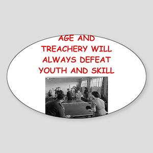 i loce table tennis Sticker